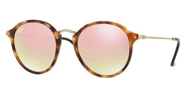RAY BAN RAY-BAN Sonnenbrille »Round/classic RB2447«, braun, 11579U - braun/silber