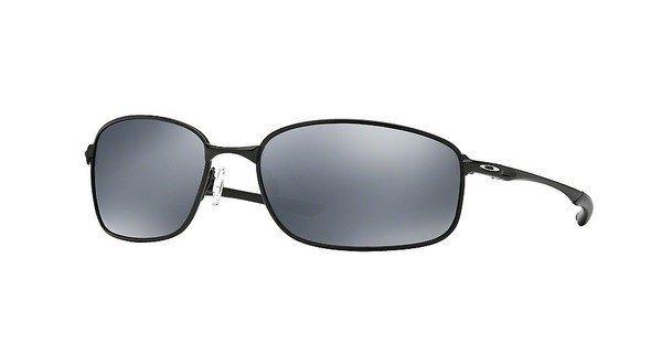 Oakley Herren Sonnenbrille »TAPER OO4074« in 407404 - schwarz/schwarz