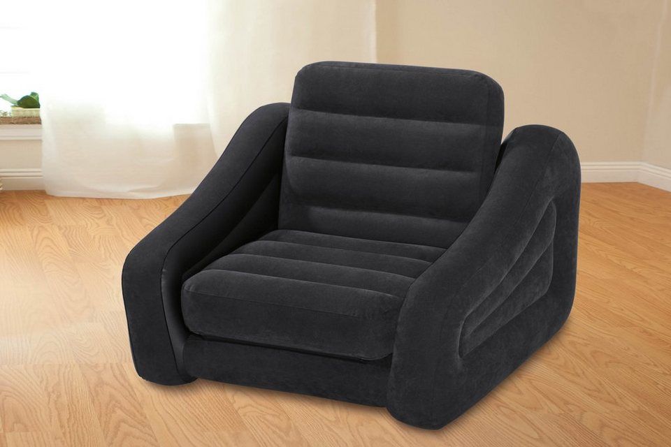 Sessel, »Pull Out Chair«, Intex in schwarz