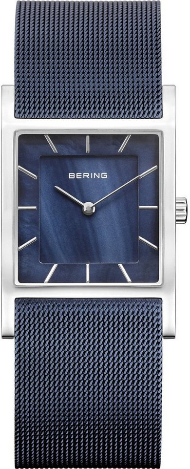 Bering Quarzuhr »10426-307« in blau