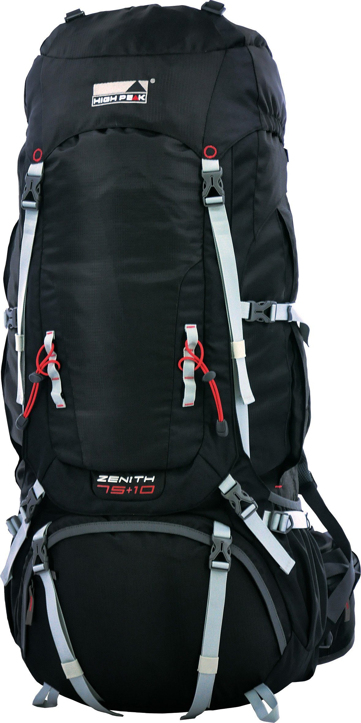 High Peak Tourenrucksack, »Zenith 75+10«