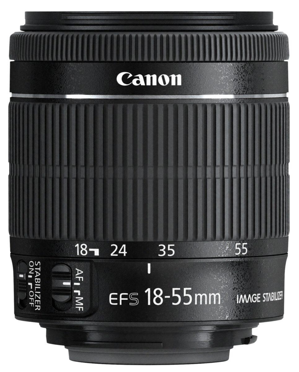 Canon SLR Objektive »EF-S 3,5-5,6/18-55 IS STM«