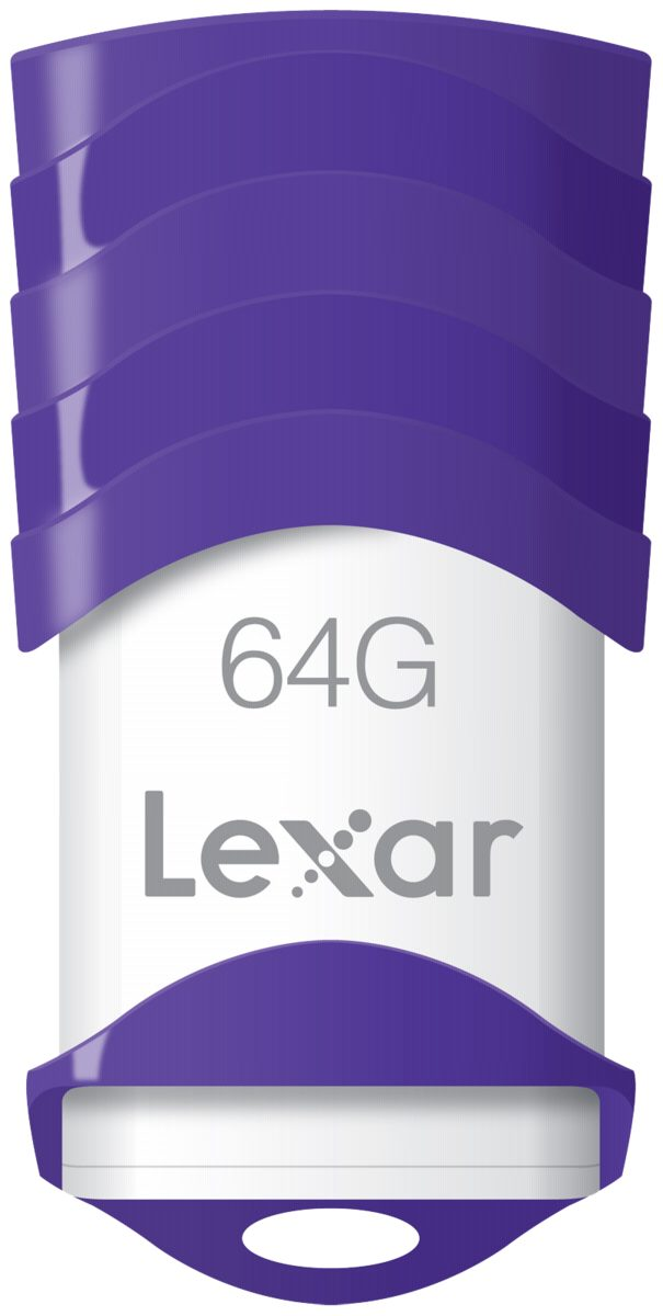 Lexar USB-Sticks »JumpDrive USB 2.0 64GB V30«