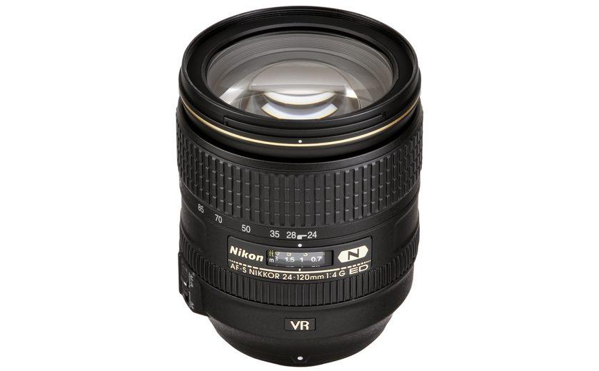 Nikon Objektive »AF-S 4,0/24-120 G ED VR«