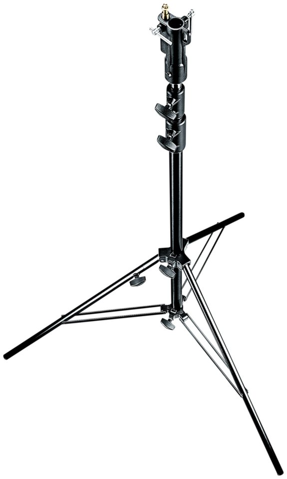 Manfrotto Foto Equipment »Stativ Senior Alu AC 007BUAC« in schwarz