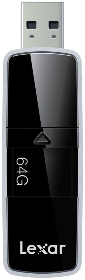 Lexar USB-Sticks »JumpDrive USB 3.0 64GB P20« in schwarz