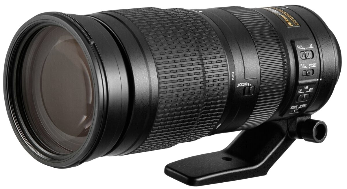 Nikon SLR Objektive »AF-S 5,6/200-500 ED VR«