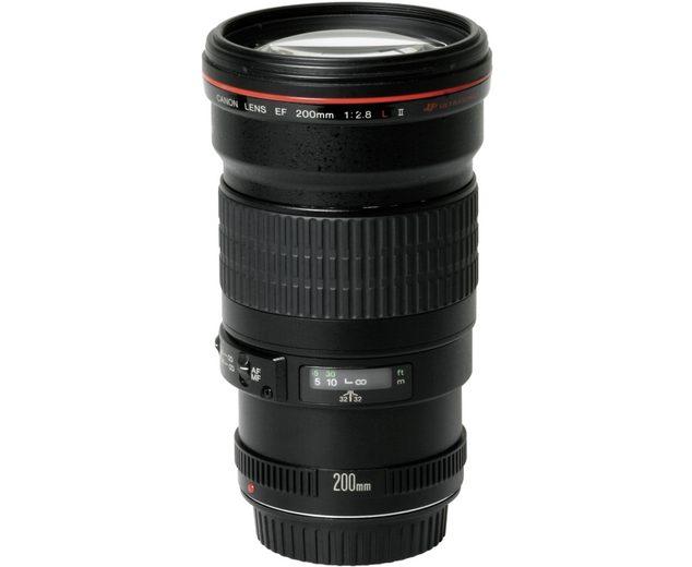 Canon Objektive »EF-L USM 2,8/200 II«