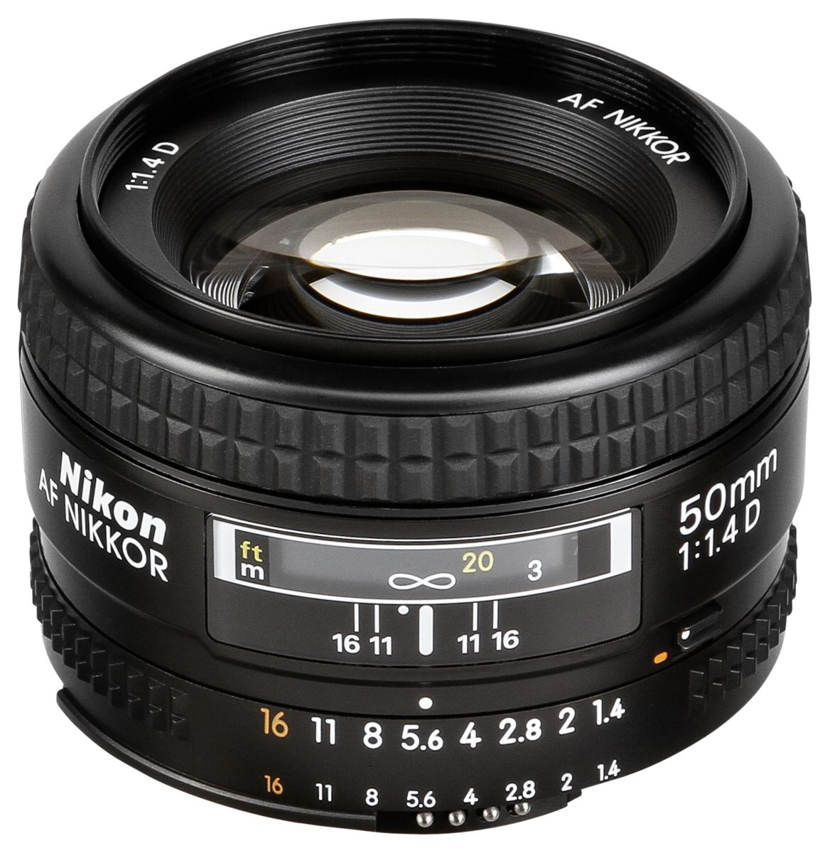 Nikon SLR Objektive »AF-D 1,4/50«