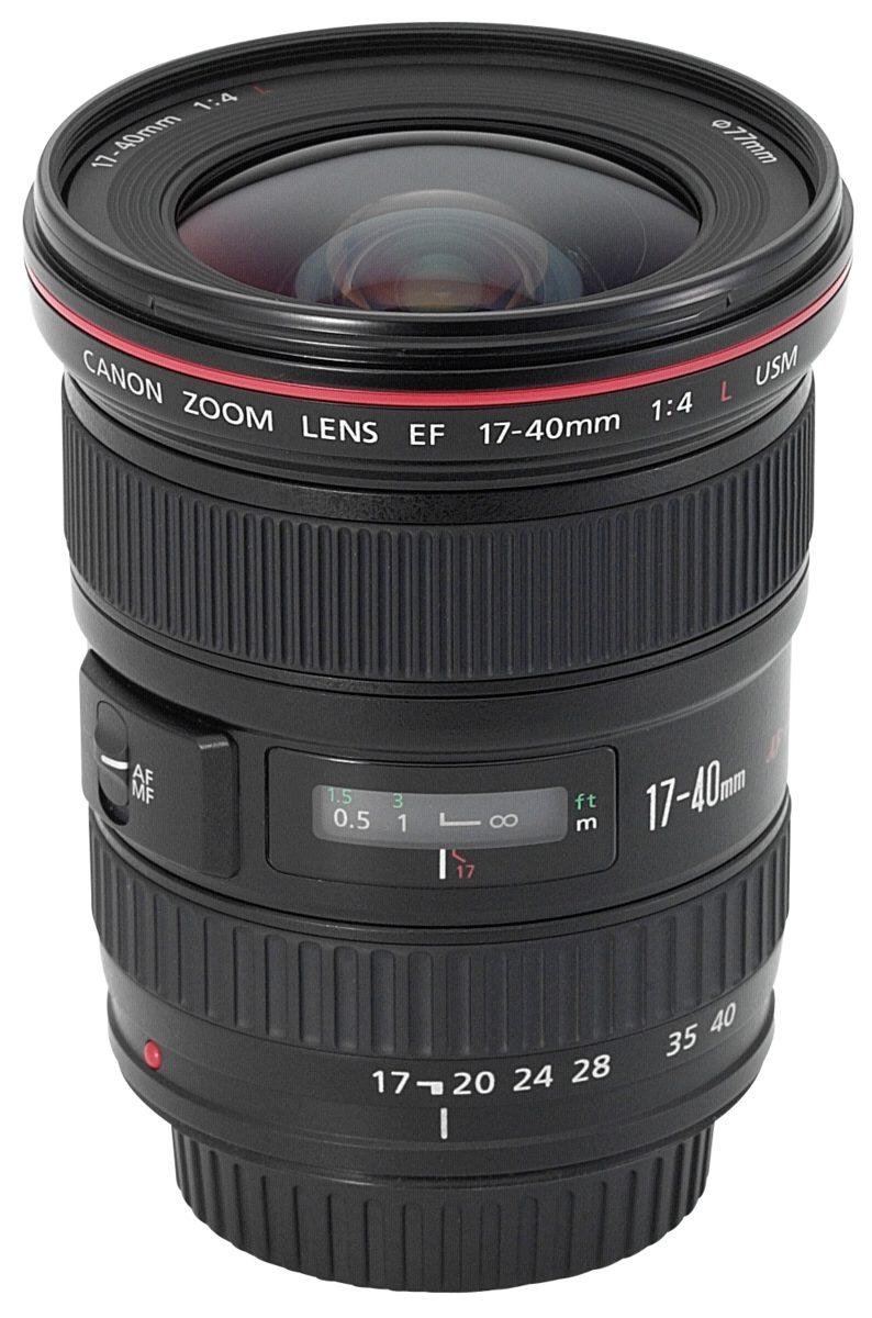 Canon Objektive »EF-L USM 4,0/17-40«
