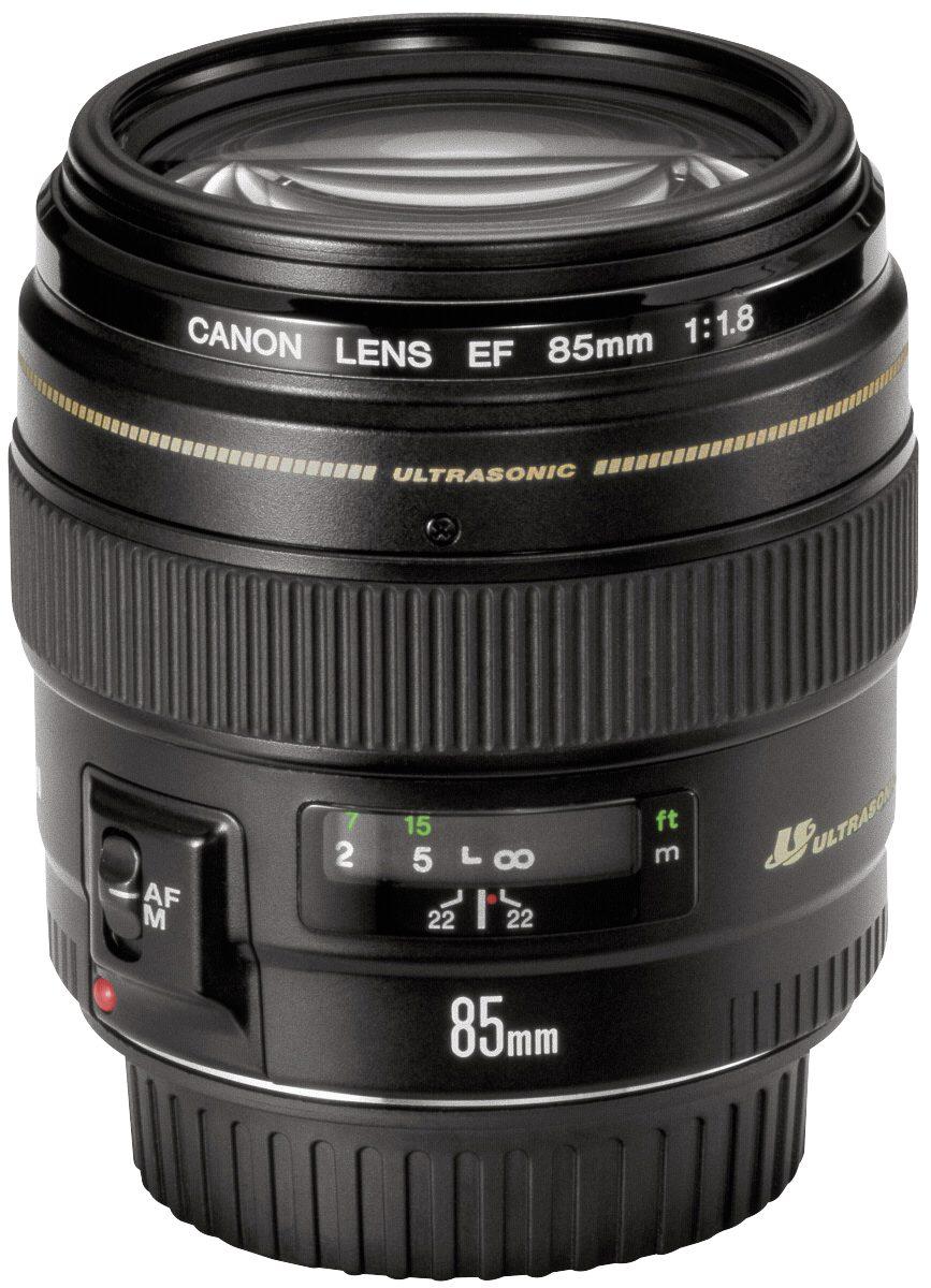 Canon Objektive »EF USM 1,8/85«