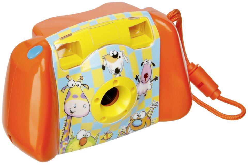 Easypix Digital Kameras »KiddyPix« in orange