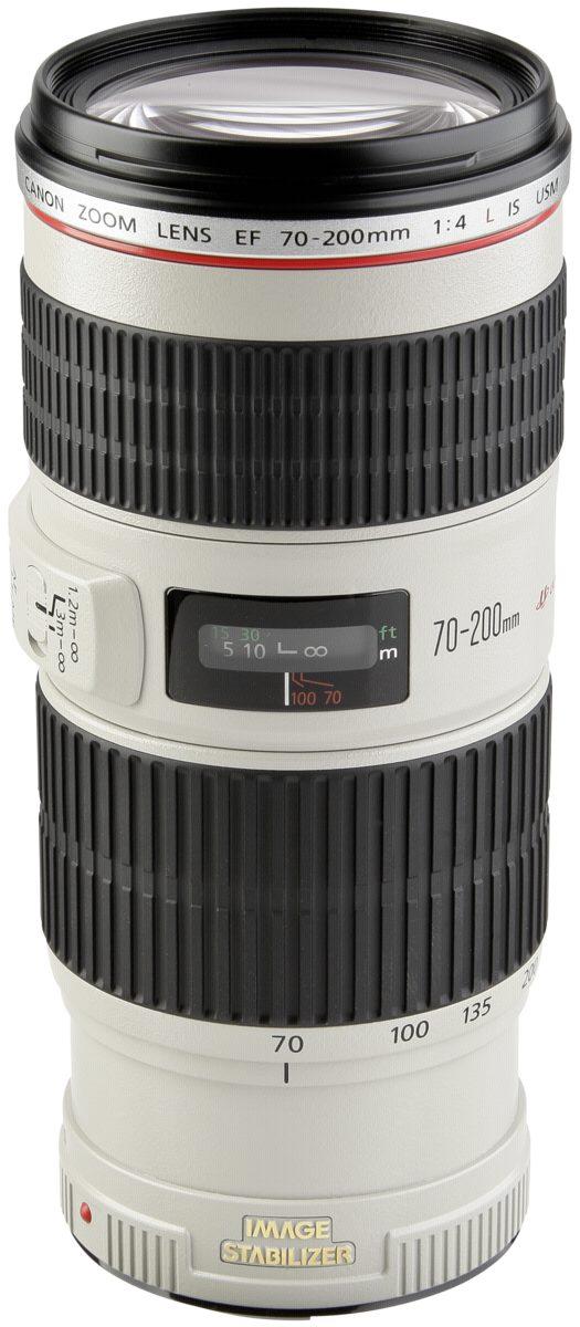 Canon Objektive »EF-L USM 4,0/70-200 IS«