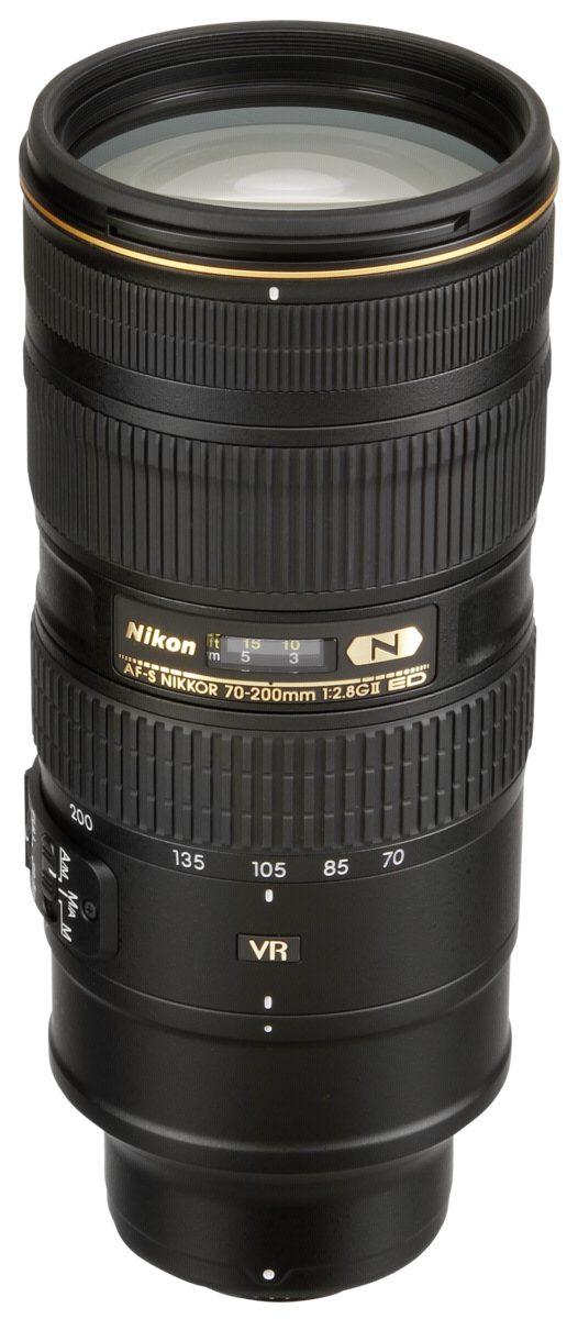 Nikon SLR Objektive »AF-S 2,8/70-200 G ED VR II«