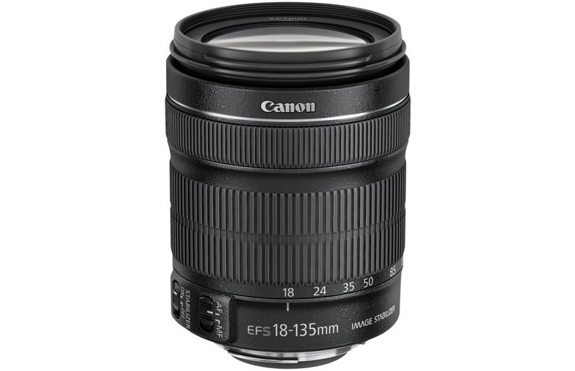 Canon Objektive »EF-S 3,5-5,6/18-135 IS STM«