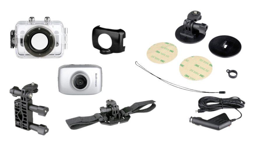 Easypix Actioncam »GoXtreme Race HD«