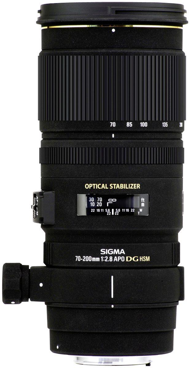 Sigma Objektive »EX 2,8/70-200 DG N/AF OS HSM«