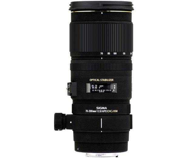 Sigma Objektive »EX 2,8/70-200 DG SO/AF OS HSM«