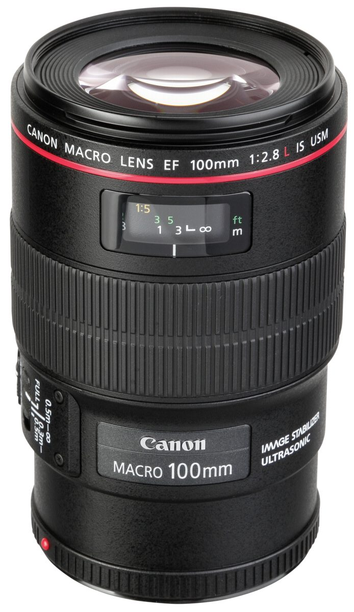 Canon SLR Objektive »EF 2,8/100 L Macro IS USM«