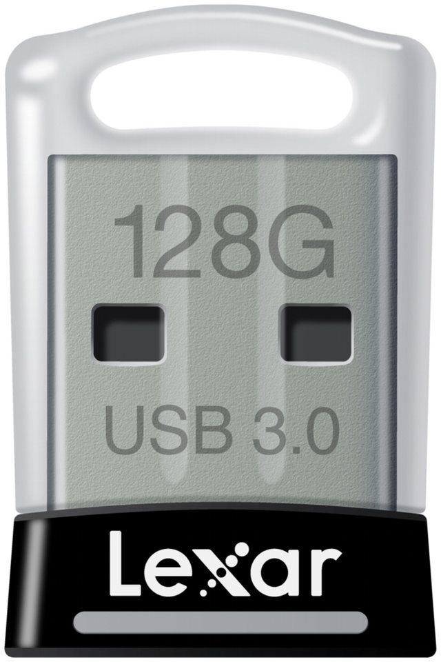 Lexar USB-Sticks »JumpDrive USB 3.0 128GB S45« in schwarz