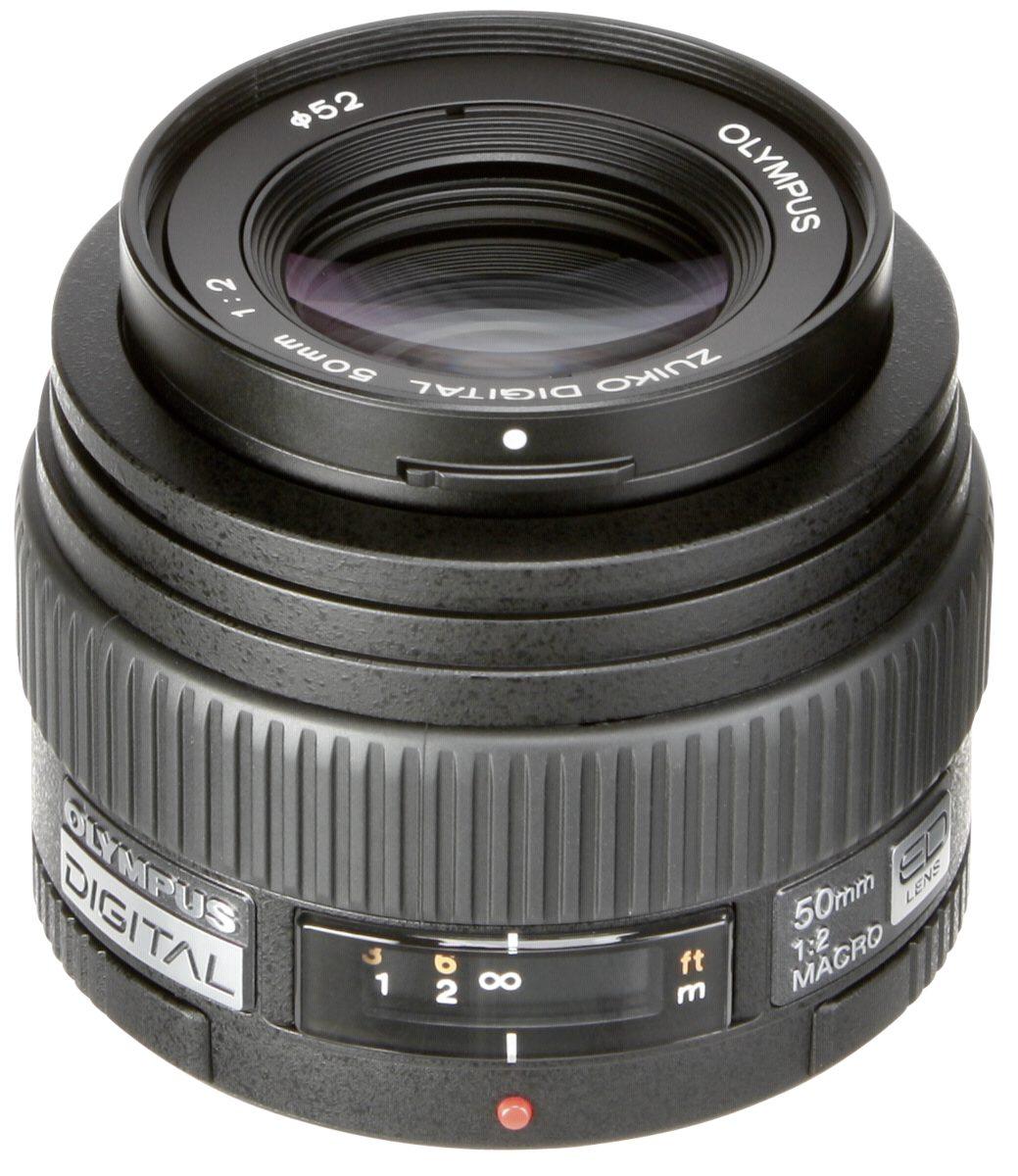 Olympus SLR Objektive »Zuiko D 2,0/50 Macro«