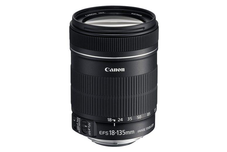 Canon Objektive »EF-S 3,5-5,6/18-135 IS«