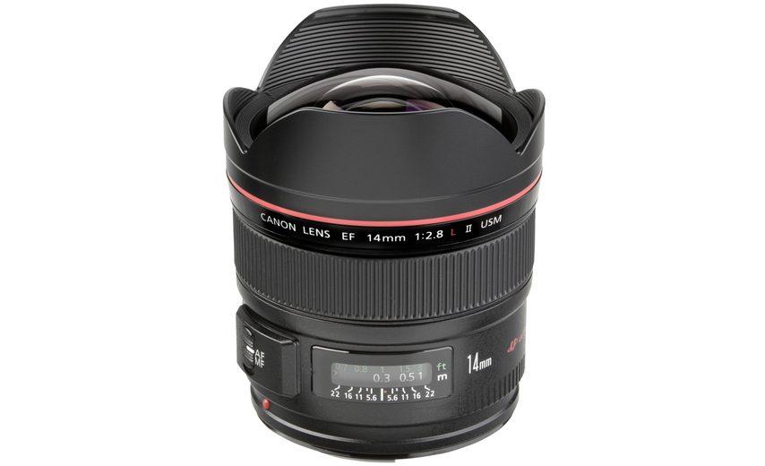 Canon Objektive »EF-L USM 2,8/14 II«