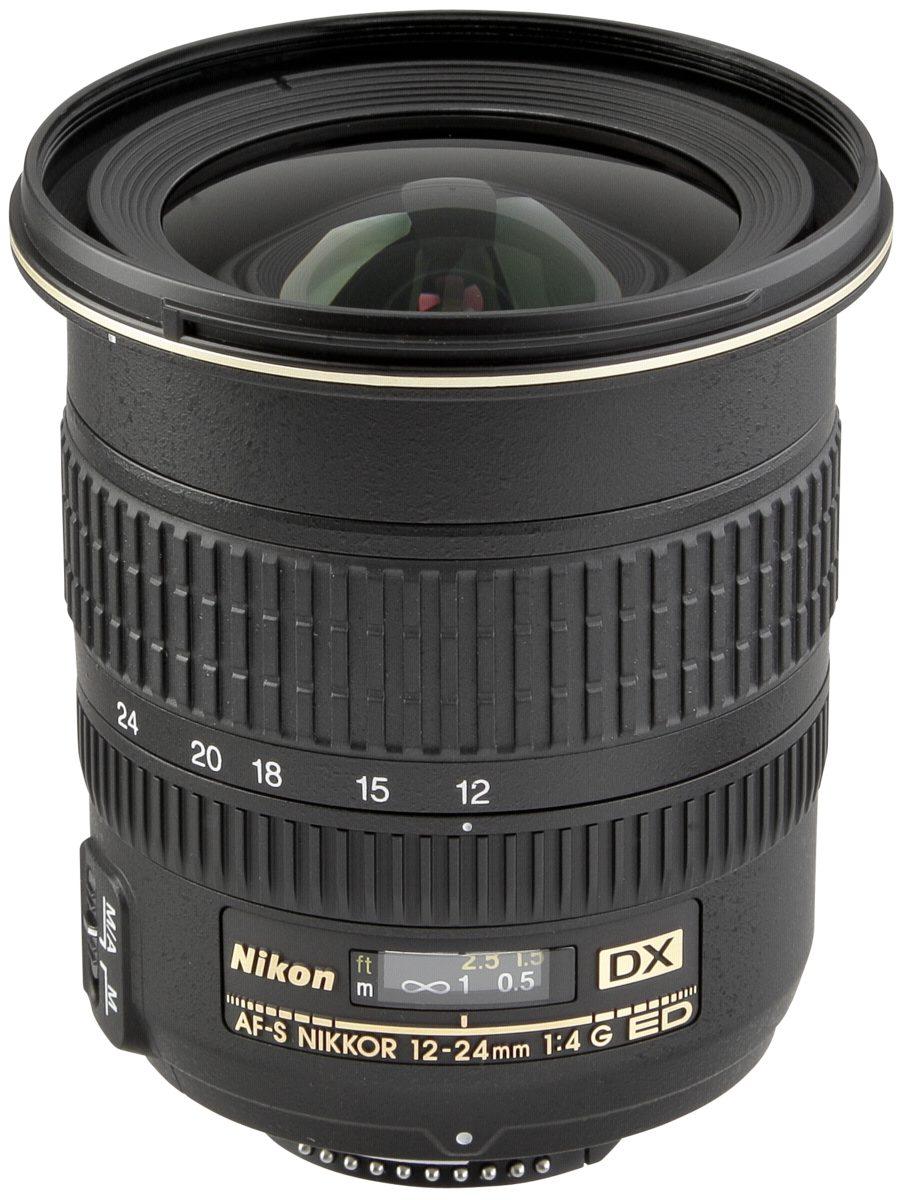 Nikon SLR Objektive »AF-S DX 4,0/12-24 G IF-ED«