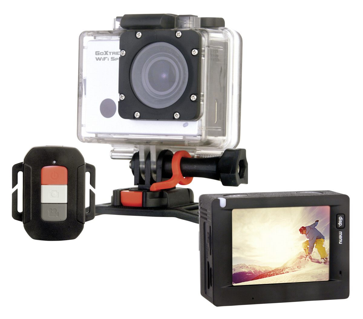 Easypix Actioncam »GoXtreme WiFi Speed HD«