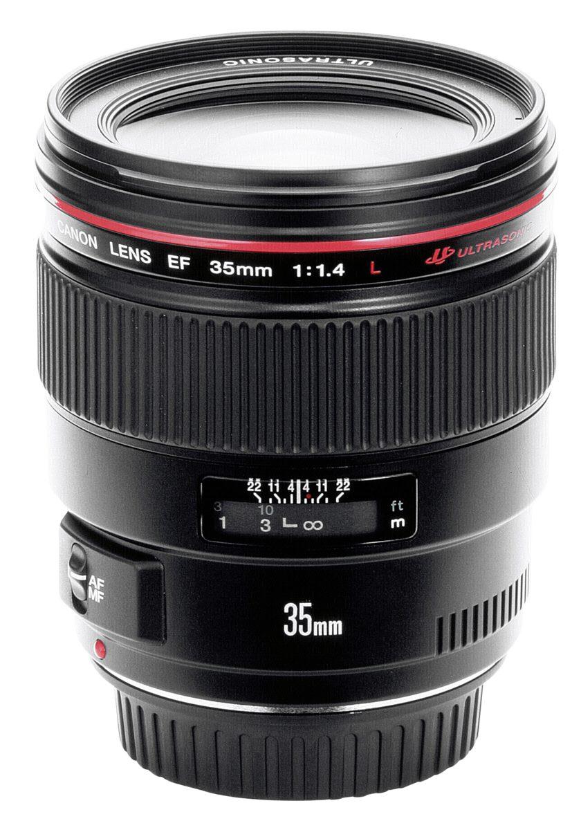 Canon SLR Objektive »EF-L USM 1,4/35«