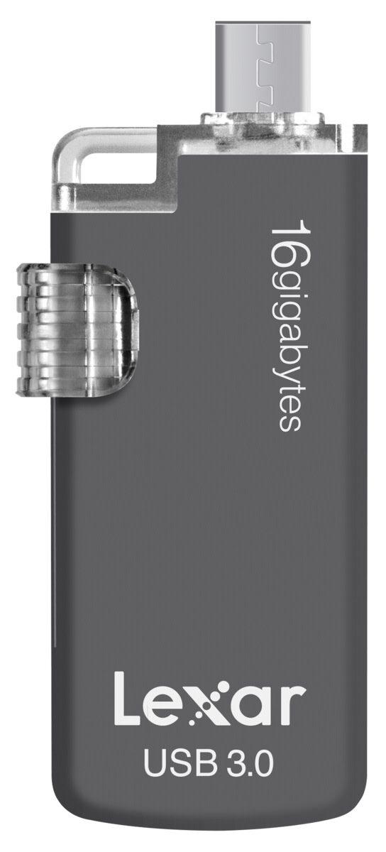 Lexar Speichermedien »JumpDrive USB 3.0 16GB M20c Mobile«