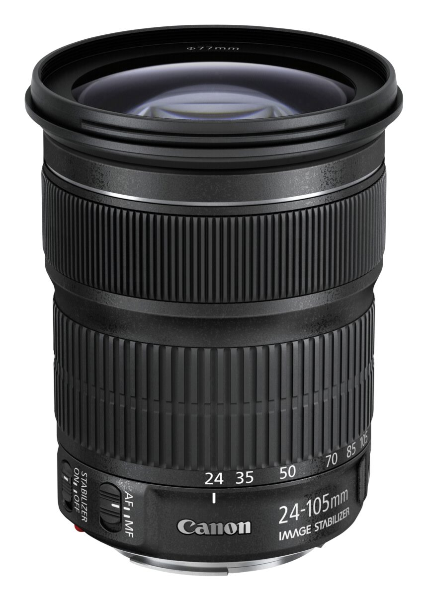 Canon SLR Objektive »EF 3,5-5,6/24-105 IS STM«