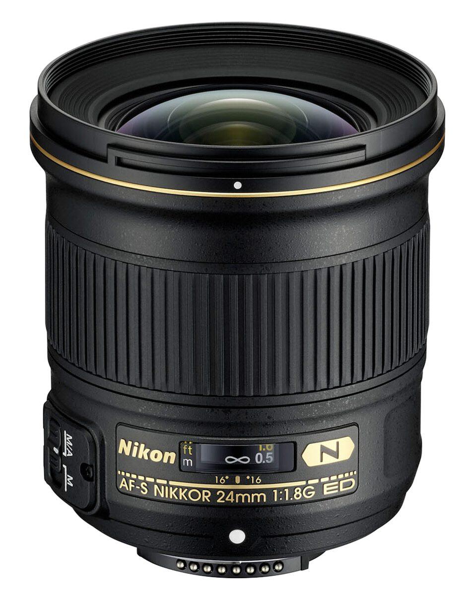 Nikon SLR Objektive »AF-S 1,8/24 G ED«