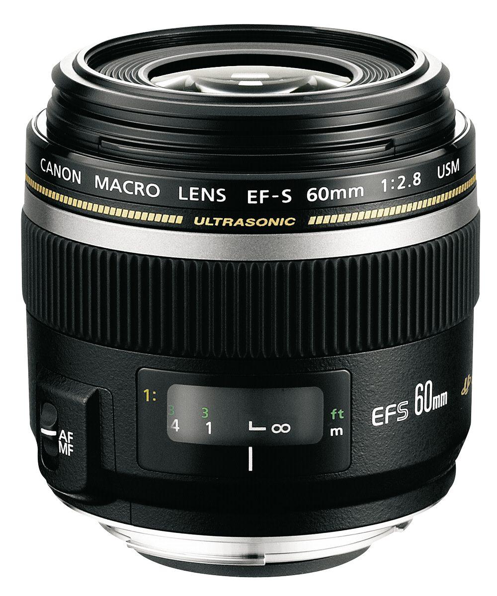 Canon SLR Objektive »EF-S USM 2,8/60 Macro«
