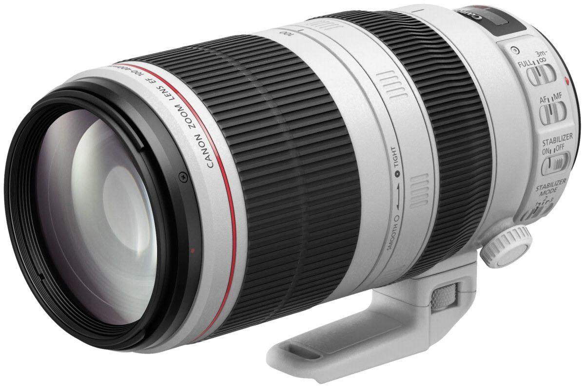 Canon SLR Objektive »EF 4,5-5,6/100-400 L IS II USM«