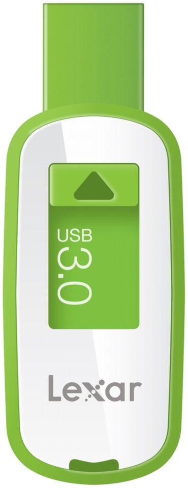 Lexar USB-Sticks »JumpDrive USB 3.0 32GB S25« in weiß / grün