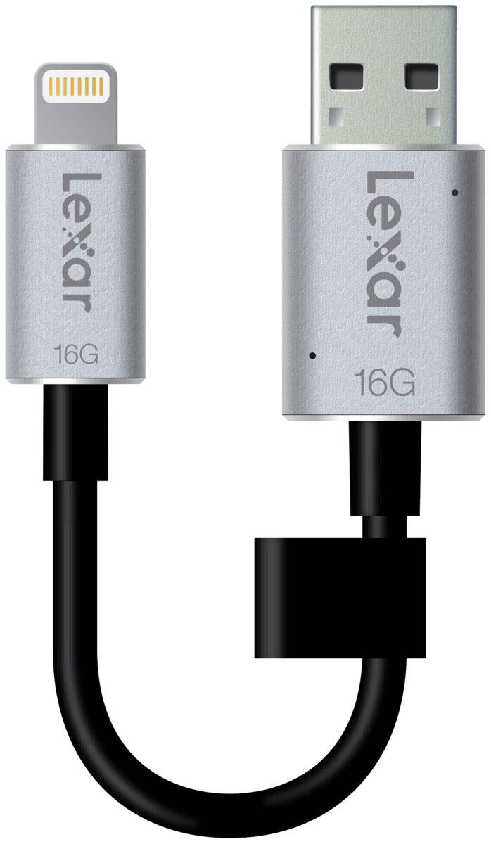 Lexar USB-Stick »JumpDrive USB 3.0 16GB C20i Mobile«