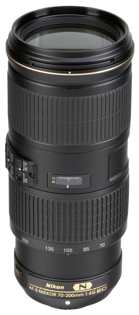Objektiv »AF-S NIKKOR 4/70-200 ED VR«