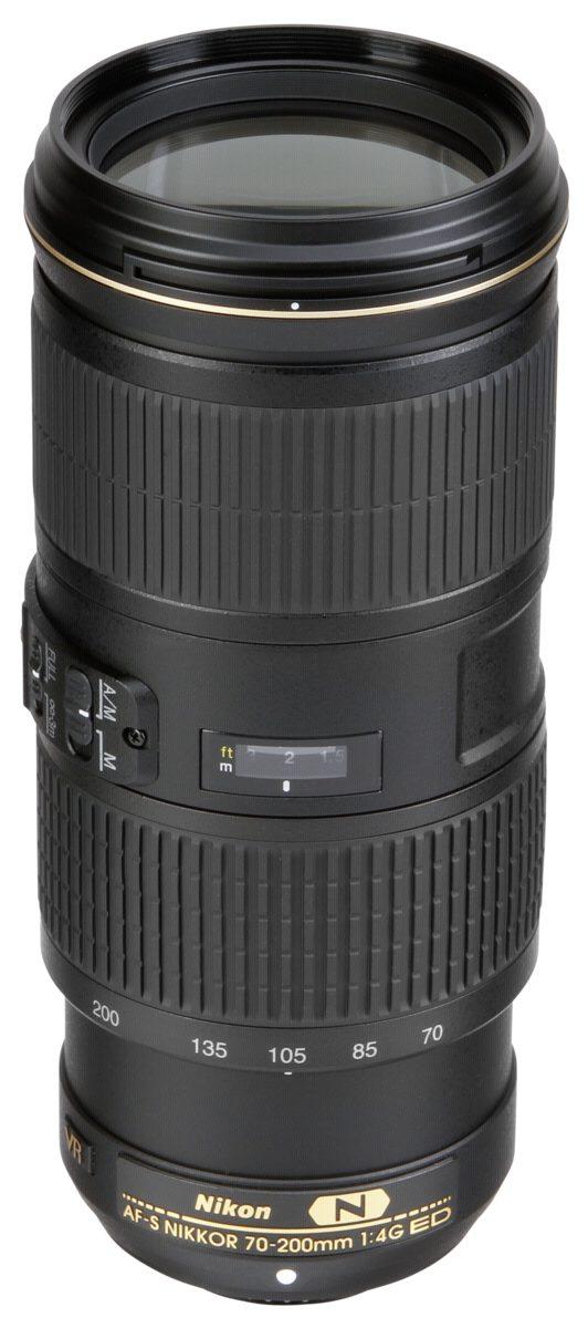 Nikon Objektiv »AF-S NIKKOR 4/70-200 ED VR«