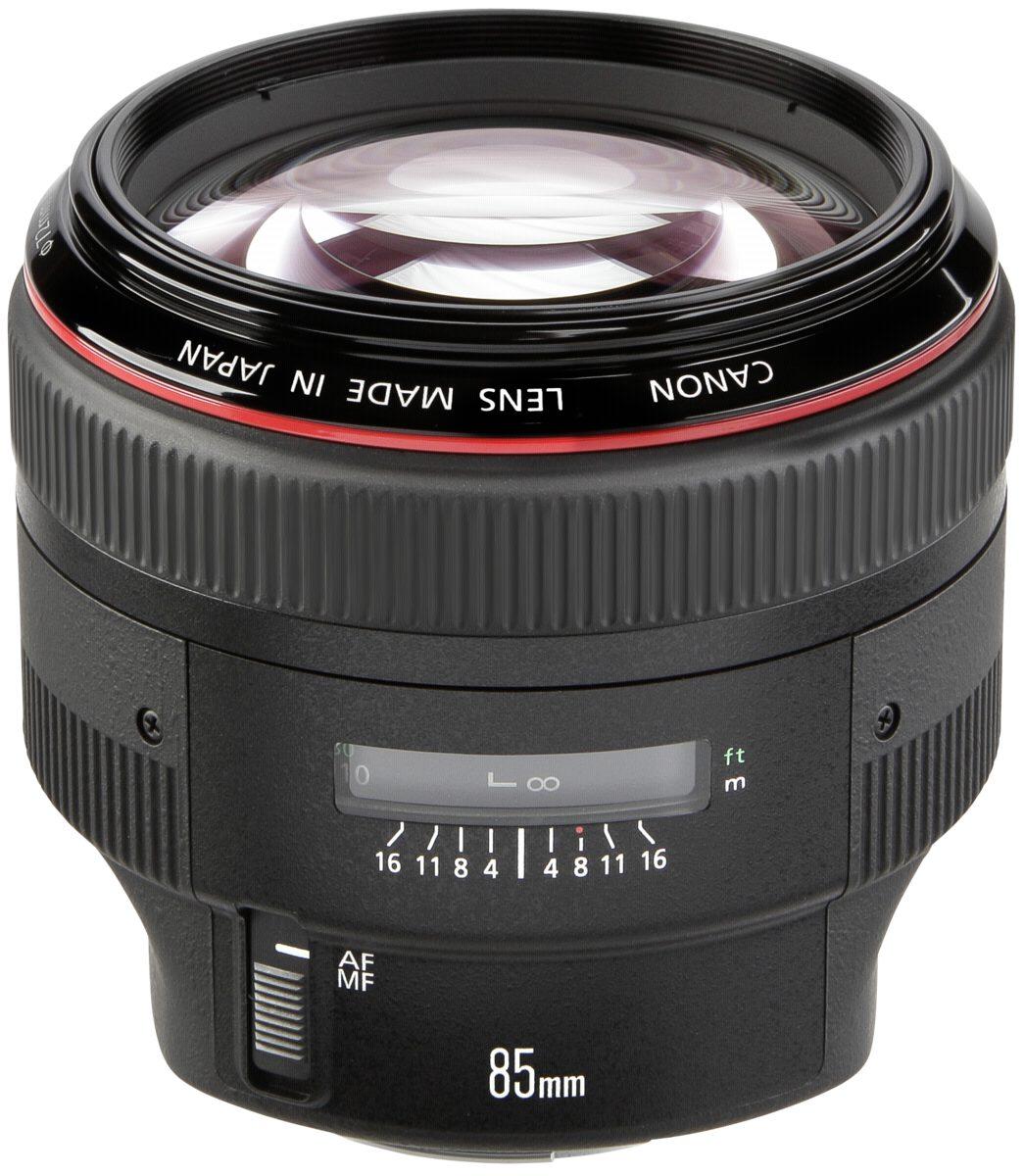 Canon SLR Objektive »EF-L USM 1,2/85 II«