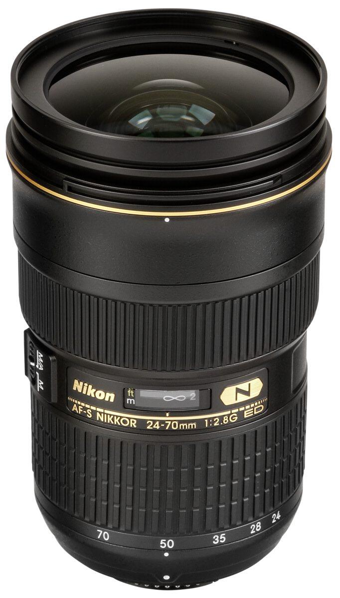 Nikon SLR Objektive »AF-S 2,8/24-70 ED«