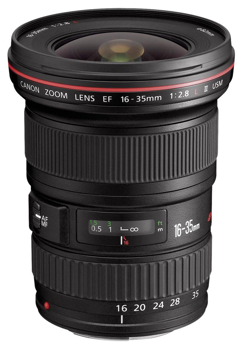 Canon SLR Objektive »EF-L USM 2,8/16-35 II«