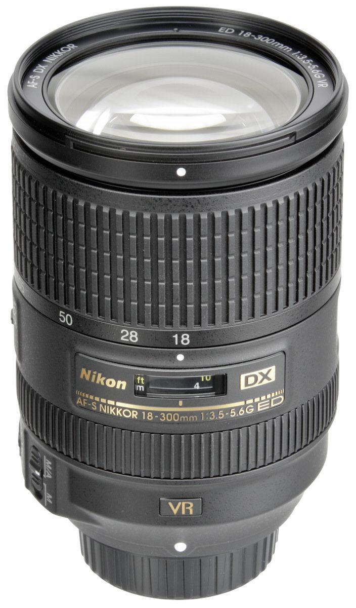 Nikon SLR Objektive »AF-S 3,5-5,6/18-300 DX ED VR«