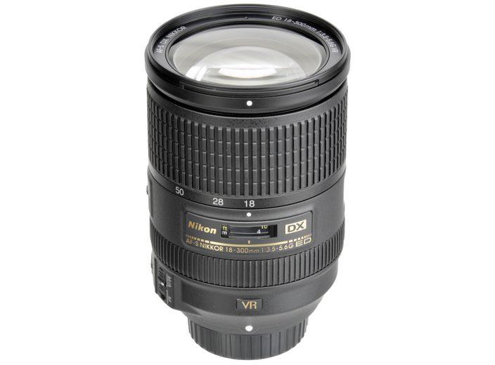 Nikon Objektive »AF-S 3,5-5,6/18-300 DX ED VR«