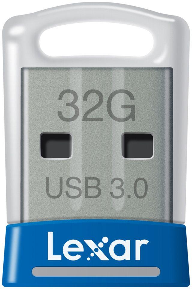 Lexar Speichermedien »JumpDrive USB 3.0 32GB S45« in blau