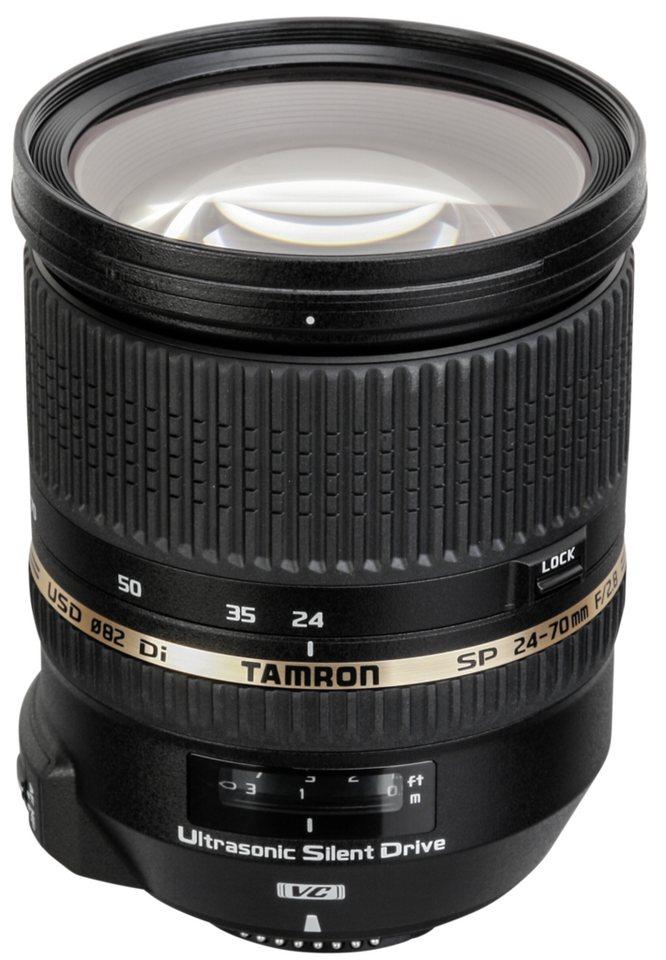 Tamron Objektive »2,8/24-70 SP DI VC C/AF USD« in schwarz