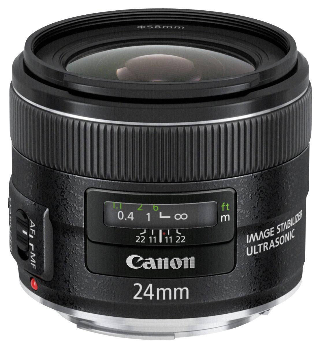 Canon SLR Objektive »EF 2,8/24 mm IS USM«