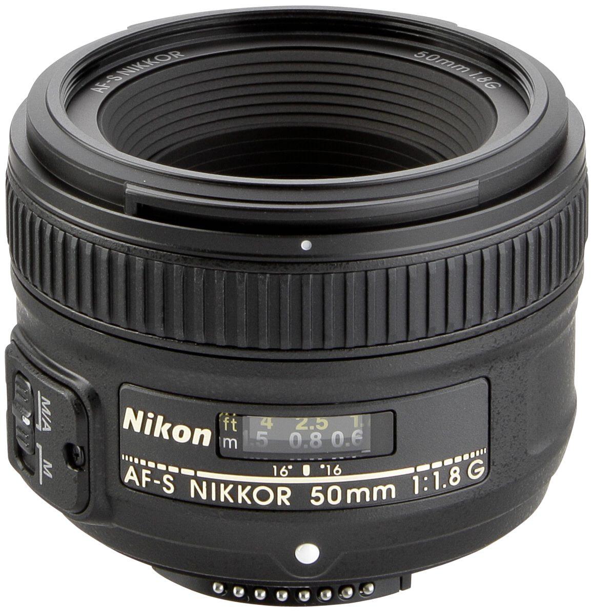 Nikon SLR Objektive »AF-S 1,8/50 G«