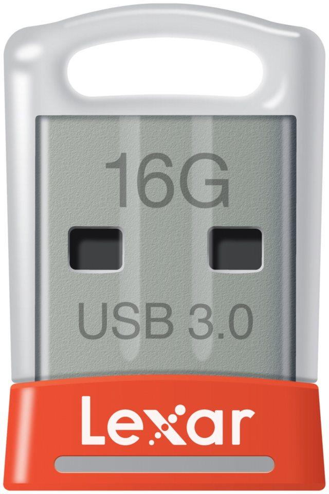 Lexar USB-Sticks »JumpDrive USB 3.0 16GB S45« in orange