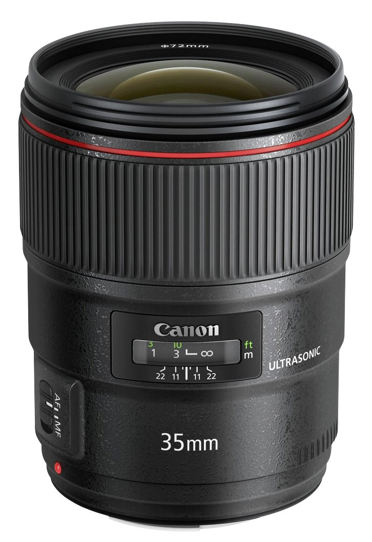 Canon Objektive »EF 1,4/35 L USM II«